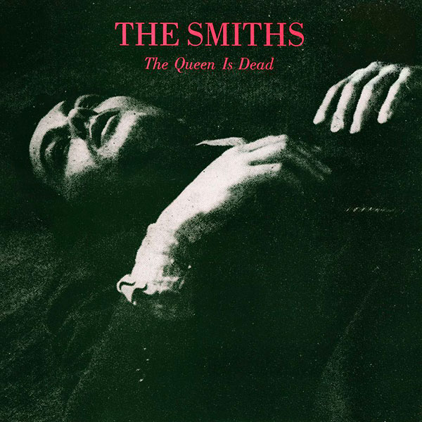 Alain Delon The Smiths The Queen Is Dead