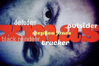 Stephen Jones Black Reindeer