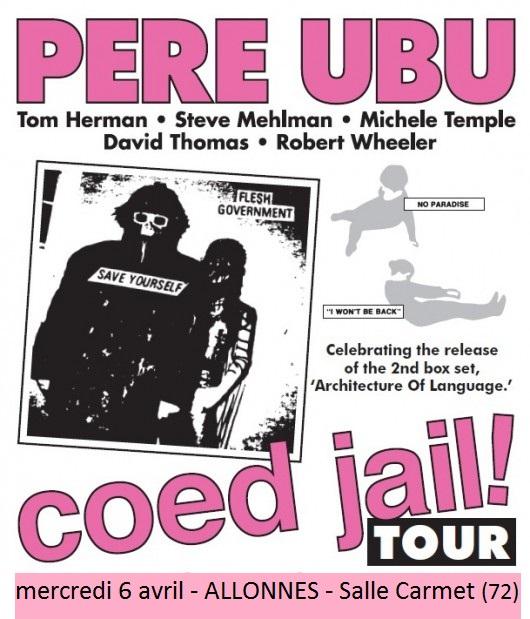 Concours Pere Ubu à Allonnes