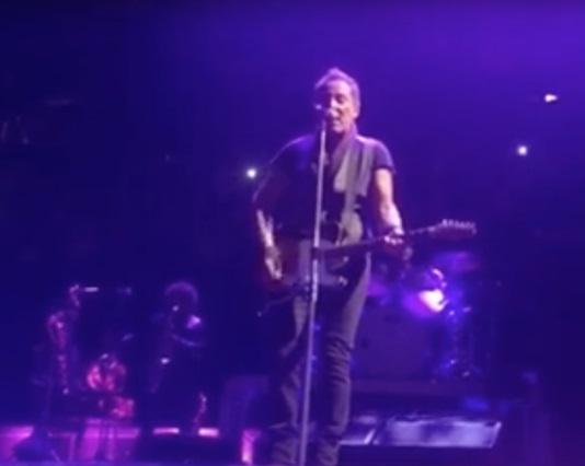 Purple Rain de Prince par Bruce Springsteen et le E Street Band