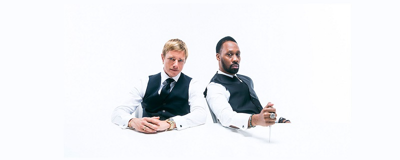 RZA Paul Banks