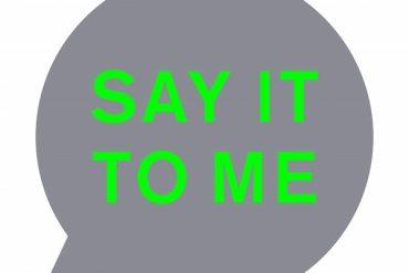 Pet Shop Boys - Say it to me