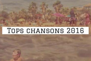 Tops chansons 2016