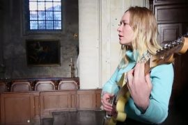 Julia Jacklin session Bruxelles ma belle