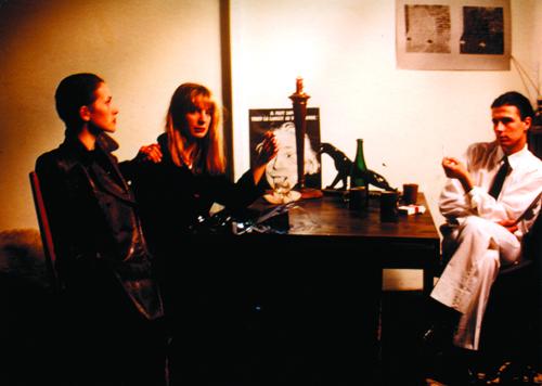 Ruth Ellyeri, Frédérique Lapierre & Thierry Müller