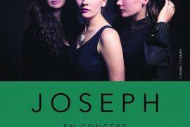 Joseph au Pop Up du Label