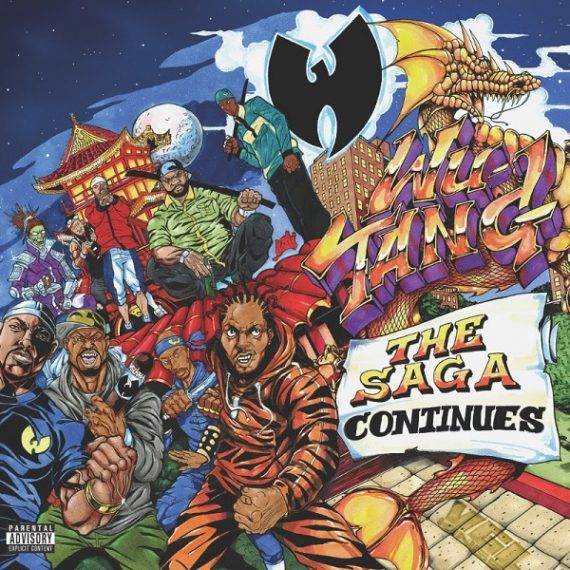 Wu-Tang : The Saga Continues