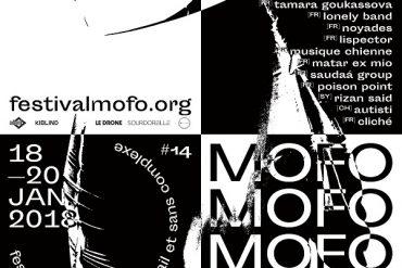 affiche MOFO 2018