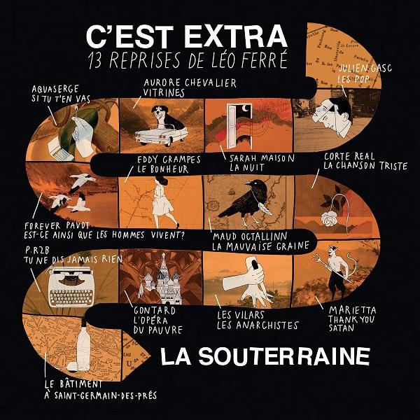 C'est Extra Léo Ferré