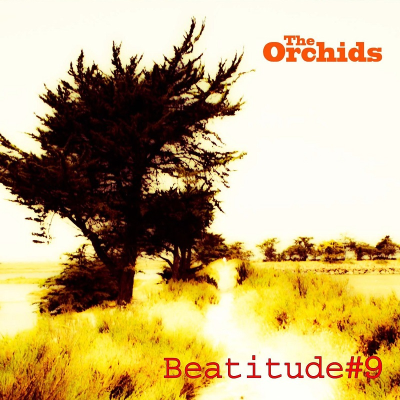 The Orchids - Beatitude #9 (Acuarela)