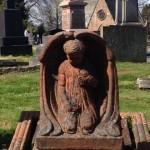 angelot du cimetière