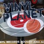 La vitrine du Vinyl Planet