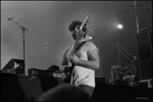 Foals La Route du Rock 2015