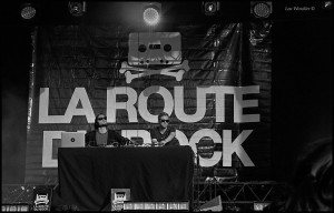 Kiasmos La Route du Rock 2015