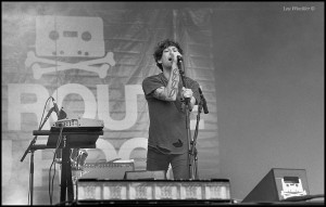 The Soft Moon - La Route du Rock 2015