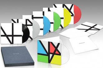 New Order Music Complete boxset