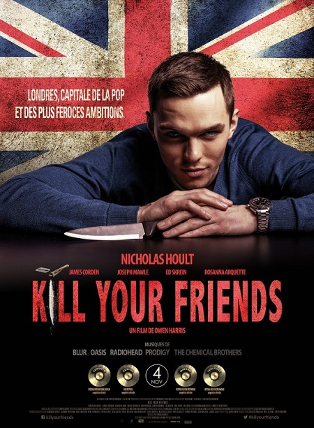 Kill Your Friends - Owen Harris