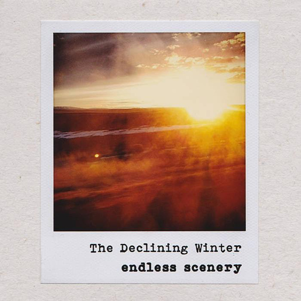 The Declining Winter Endless Scenery