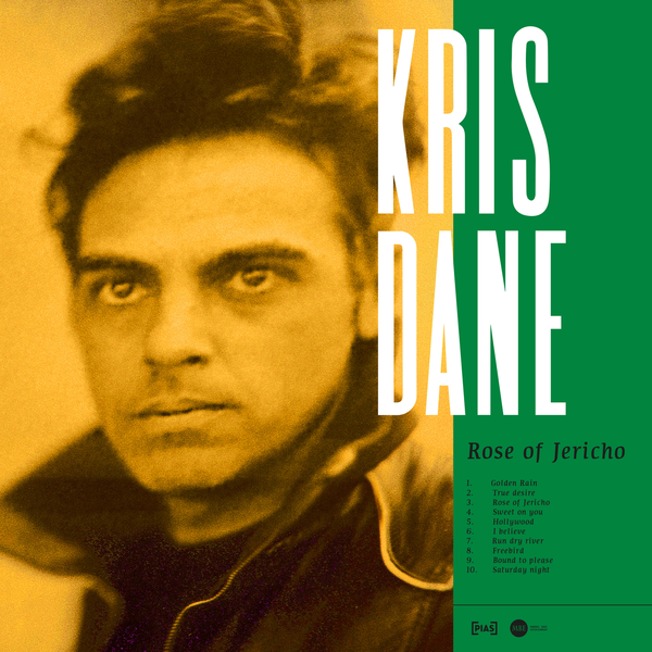 Kris Dane - Rose of Jericho