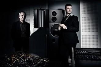 Arnaud Rebotini et Christian Zanési