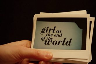 Girl At The End of The World, nouveau single de James
