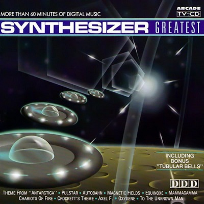 synthesizer greatest volume 1 compilation