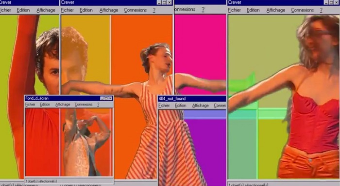 Mansfield.TYA : pop-up et danseurs pour Bleu Lagon