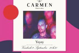 Yeyey concert