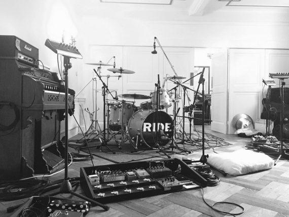 Ride studio 2016