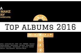 albums de l'annee 2016
