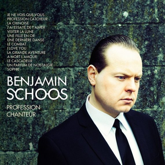 Benjamin Schoos - Profession Chanteur