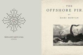 Marc Morvan - Offshore Pirate [Les Disques de l'Artisan] - Dakota Suite & Quentin Sirjacq - Wintersong [Schole]