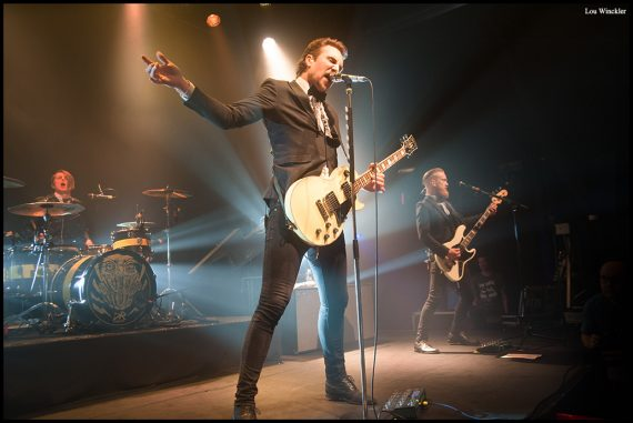Royal Republic par Lou Winckler