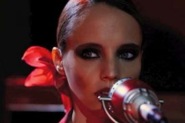 Anna Calvi capture The Wall