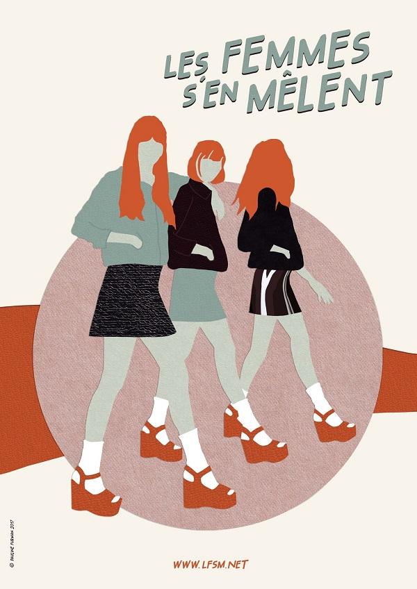 Festival Les Femmes s'en Mêlent 2018