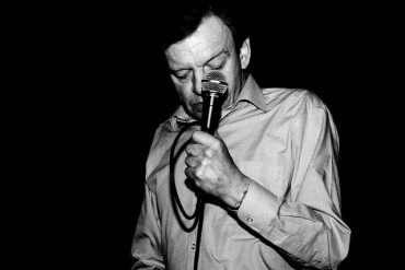 Mark E. Smith par Jon Pinder