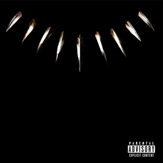 Kendrick Lamar - Black Panther Soundtrack
