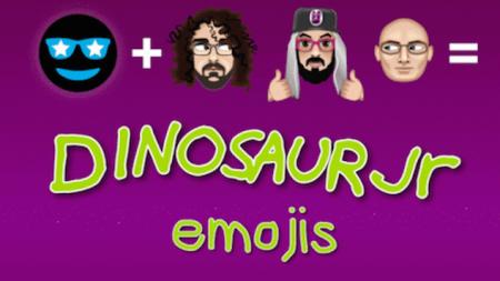 emojis Dinosaur Jr