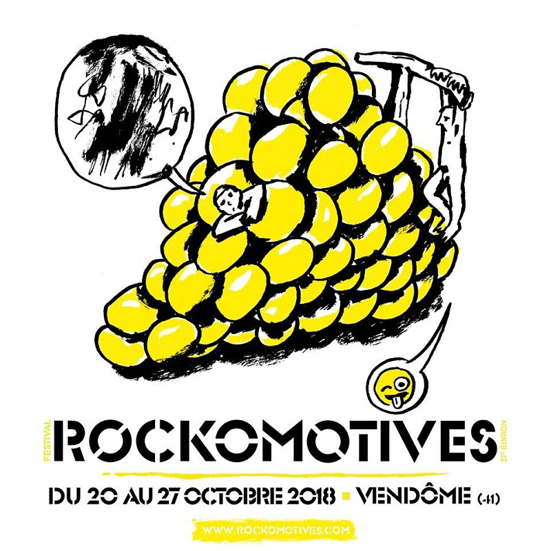 Rockomotives 2018