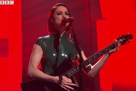 St Vincent chez Jools Holland