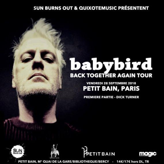 Babybird Petit Bain 2018