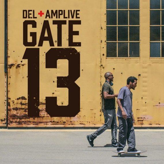 Del + AmpLive - Gate 13