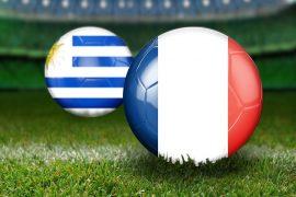 France - Uruguay Coupe du Monde 2018