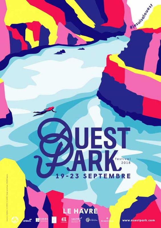 Ouest Park Festival 2018 - du 21 au 23 septembre - Le Havre