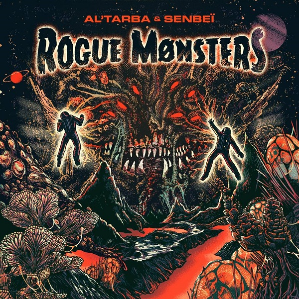 Al'tarba et Senbeï - Rogue Monsters