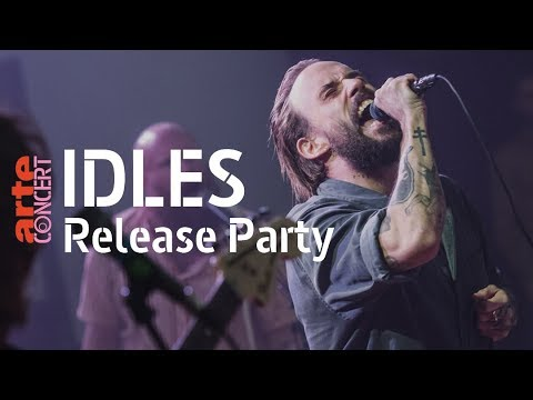 Idles release party