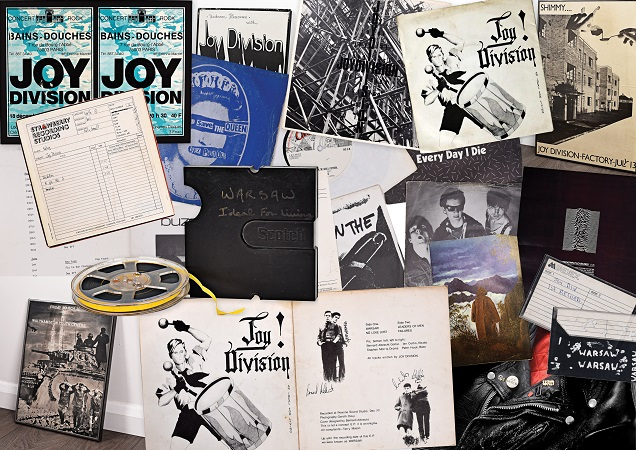 Peter Hook collection