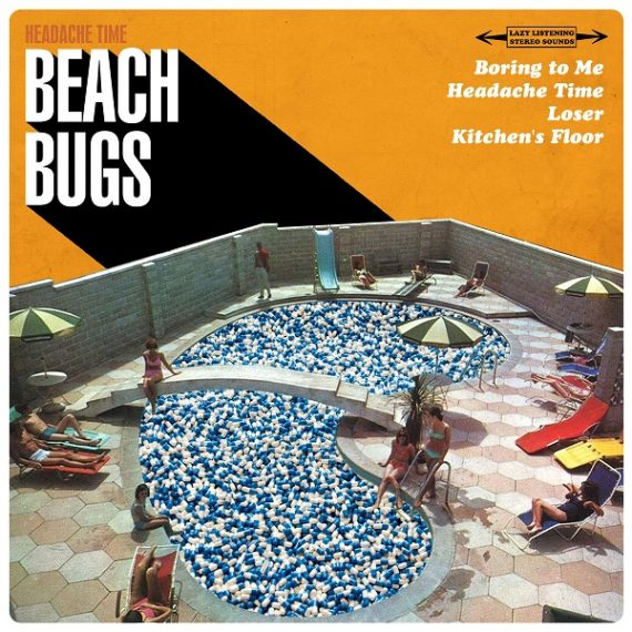 Beach Bugs - Headache Time