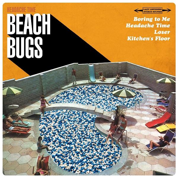 Beach Bugs - Headache Time