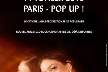 Odetta Hartman // Paris - Pop Up